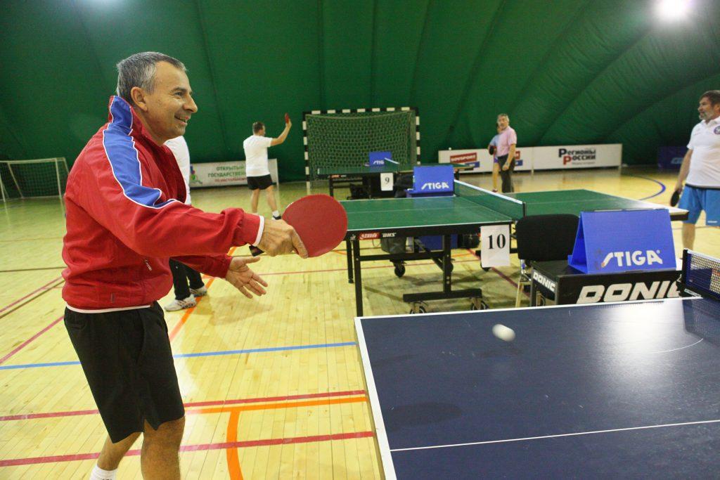 В Доме культуры «Марьино» пройдет турнир по настольному теннису