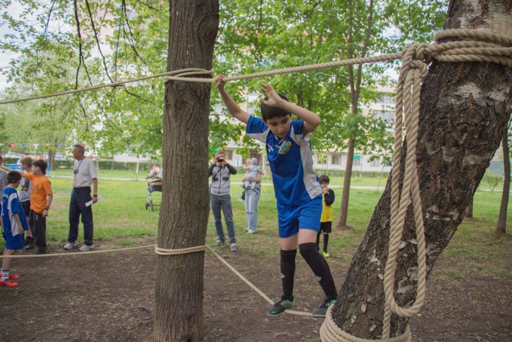 Жители Новой Москвы испытают себя на «Трассе мужества»