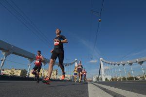 """Московский марафон. Фото: архив, """"Вечерняя Москва"""""""