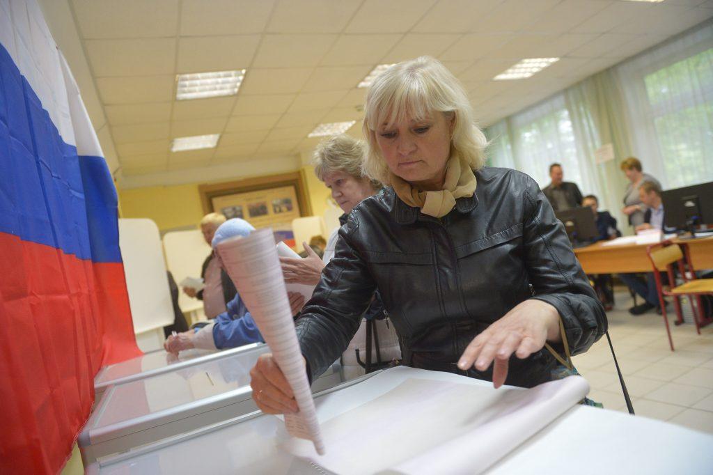 В аэропорту «Внуково» откроют избирательный участок