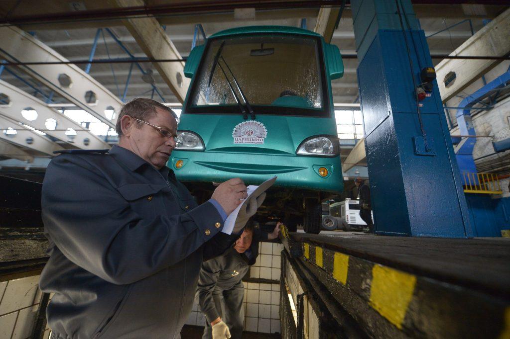 «Мосгортранс» объявил аукцион на покупку 30 электромобилей