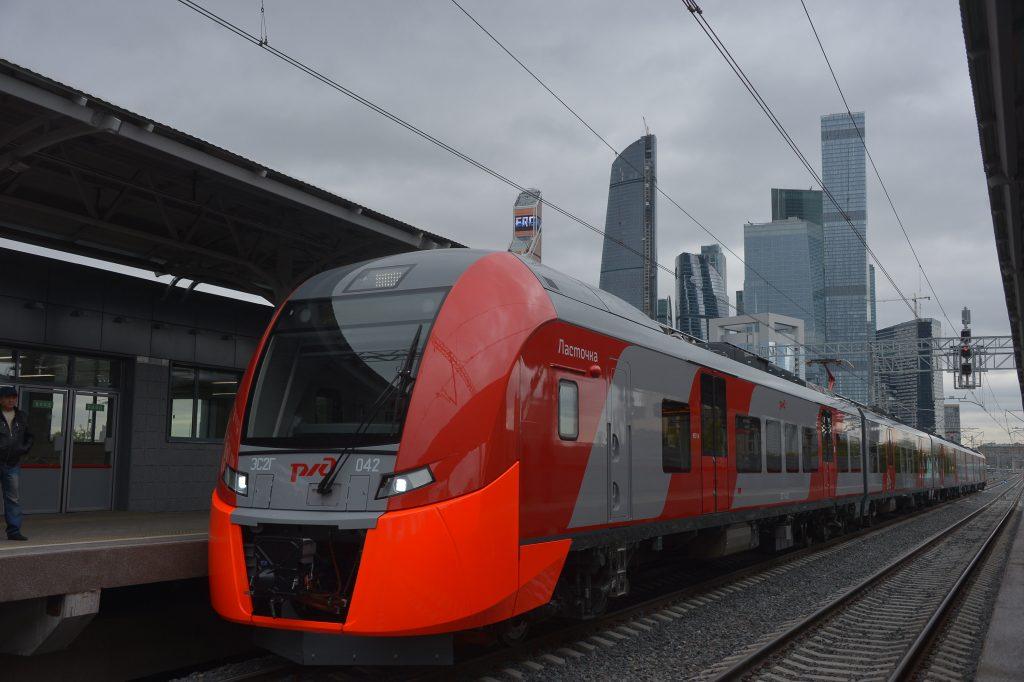В холода пассажиров Московского центрального кольца спасет система климат-контроля