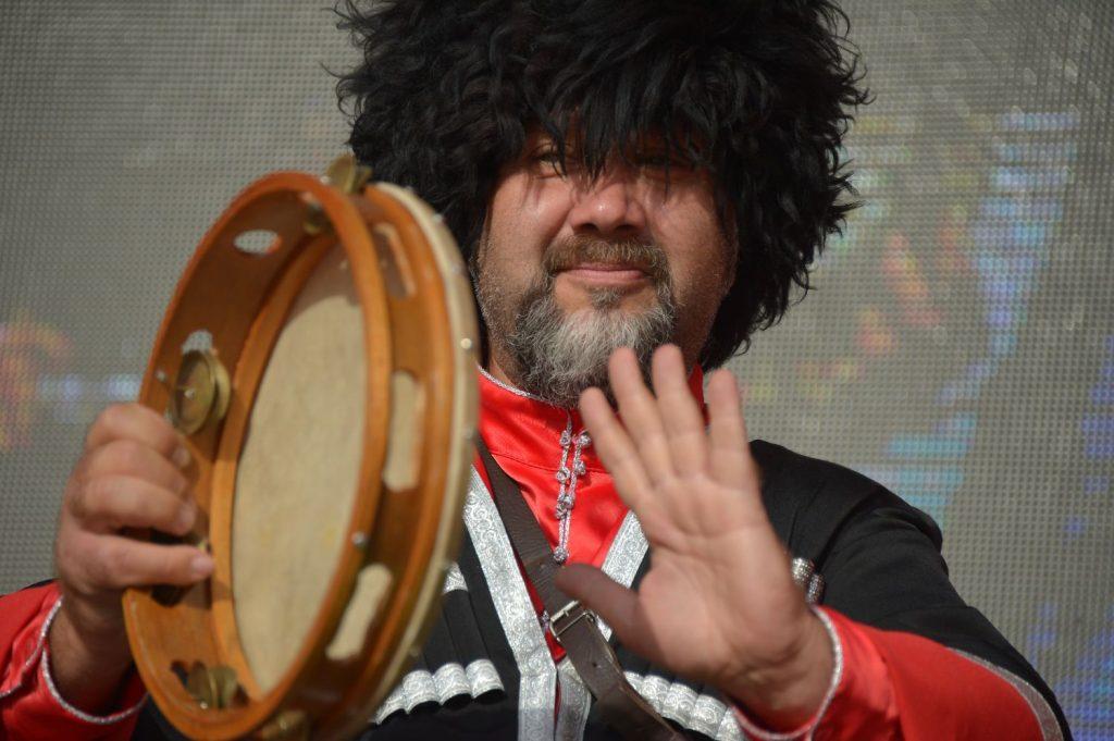 В столице на День города прошел фестиваль «Народы Москвы»