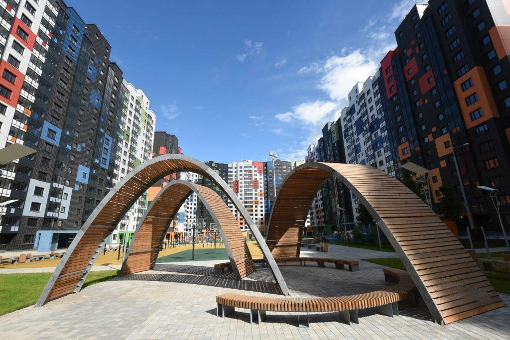 В начале 2017 года в планах утвердить более 25 проектов планировки застройки Новой Москвы