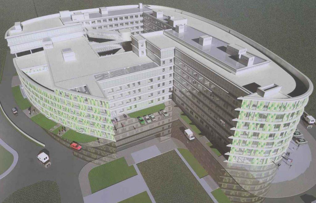 В Коммунарке построят новое здание районного отдела внутренних дел