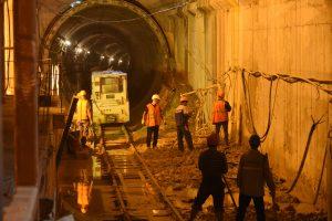 """К концу этого года будут возведены основные конструкции станции метро «Говорово». Фото: архив, """"Вечерняя Москва"""""""