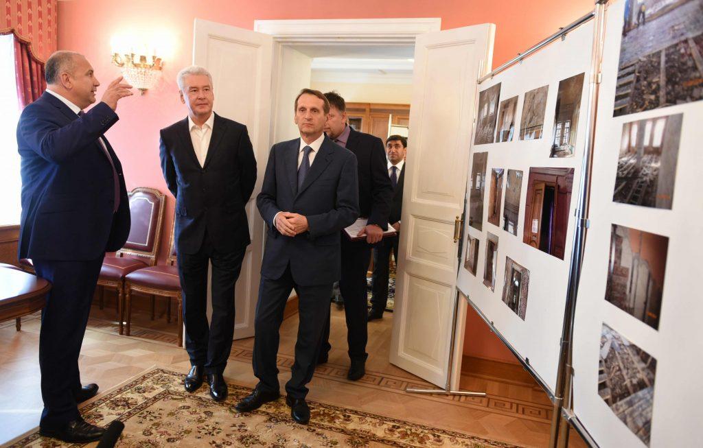 Мэр Москвы Сергей Собянин пригласил москвичей на выставку артефактов, найденных в ходе благоустройства улиц