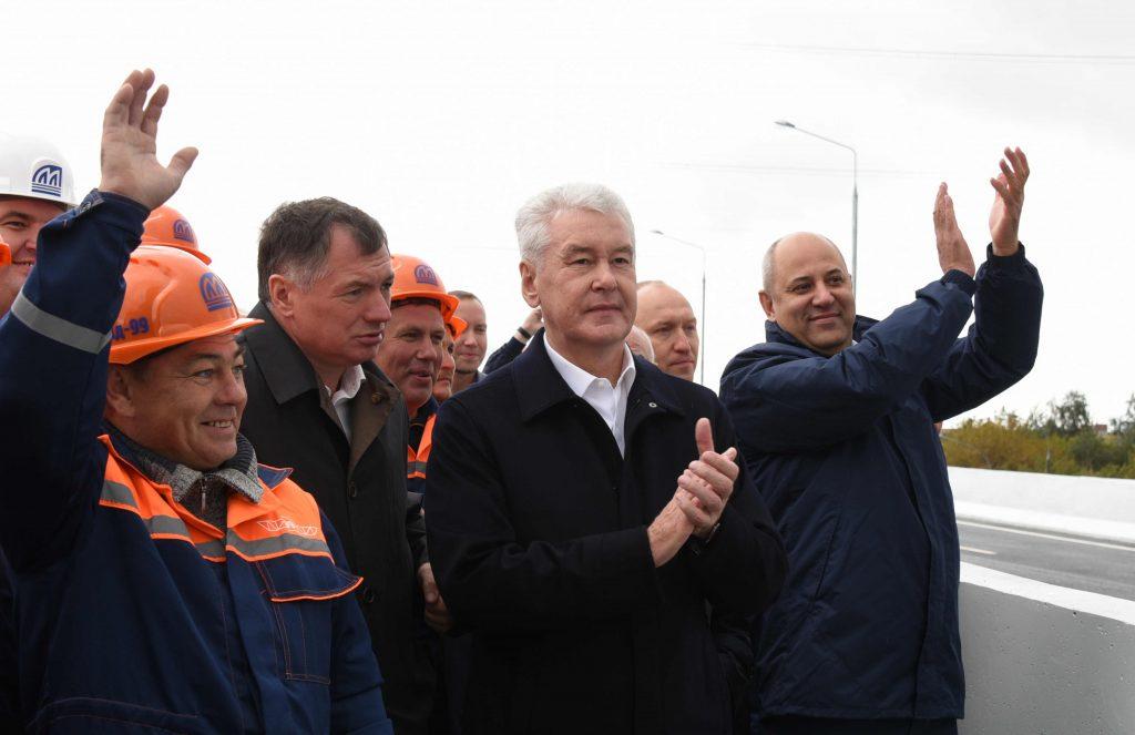 В Москве завершена комплексная реконструкция Рябиновой улицы