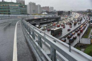 К концу 2019 года в Новой Москве построят около 200 километров дорог. Фото архивное