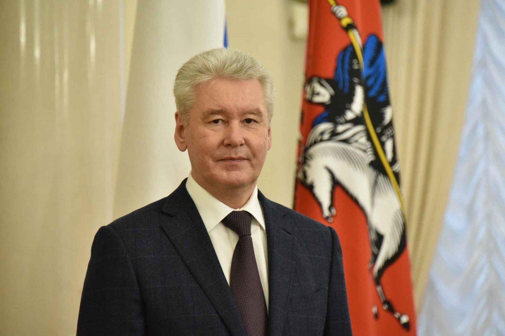 Мэр столицы поздравил горожан с 869-летием Москвы