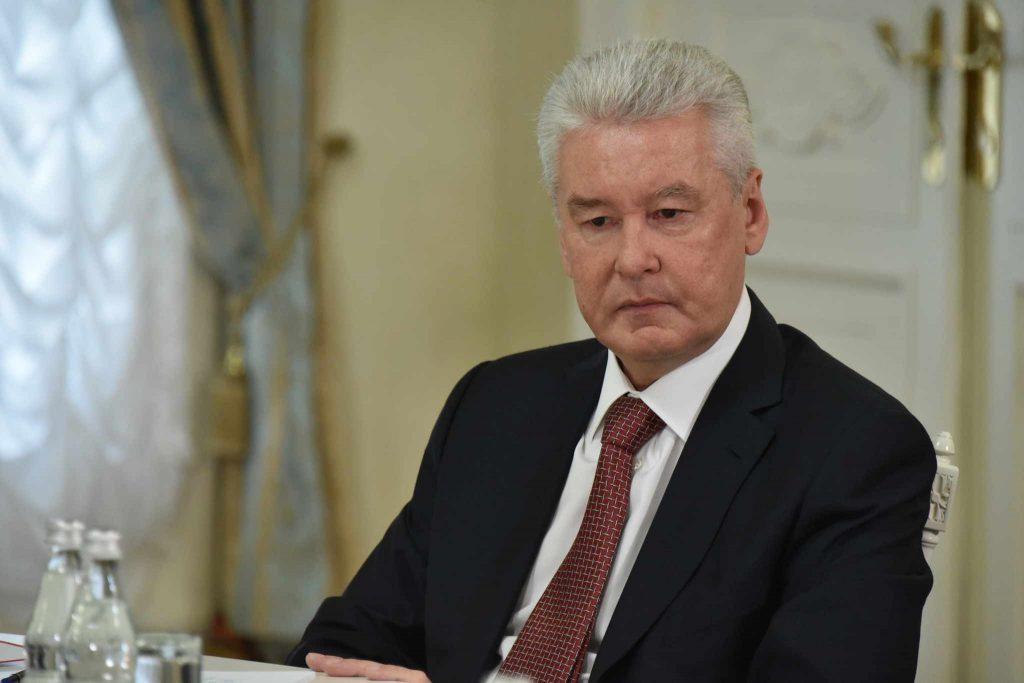 Сергей Собянин выразил соболезнования семьям погибших в пожаре на востоке Москвы