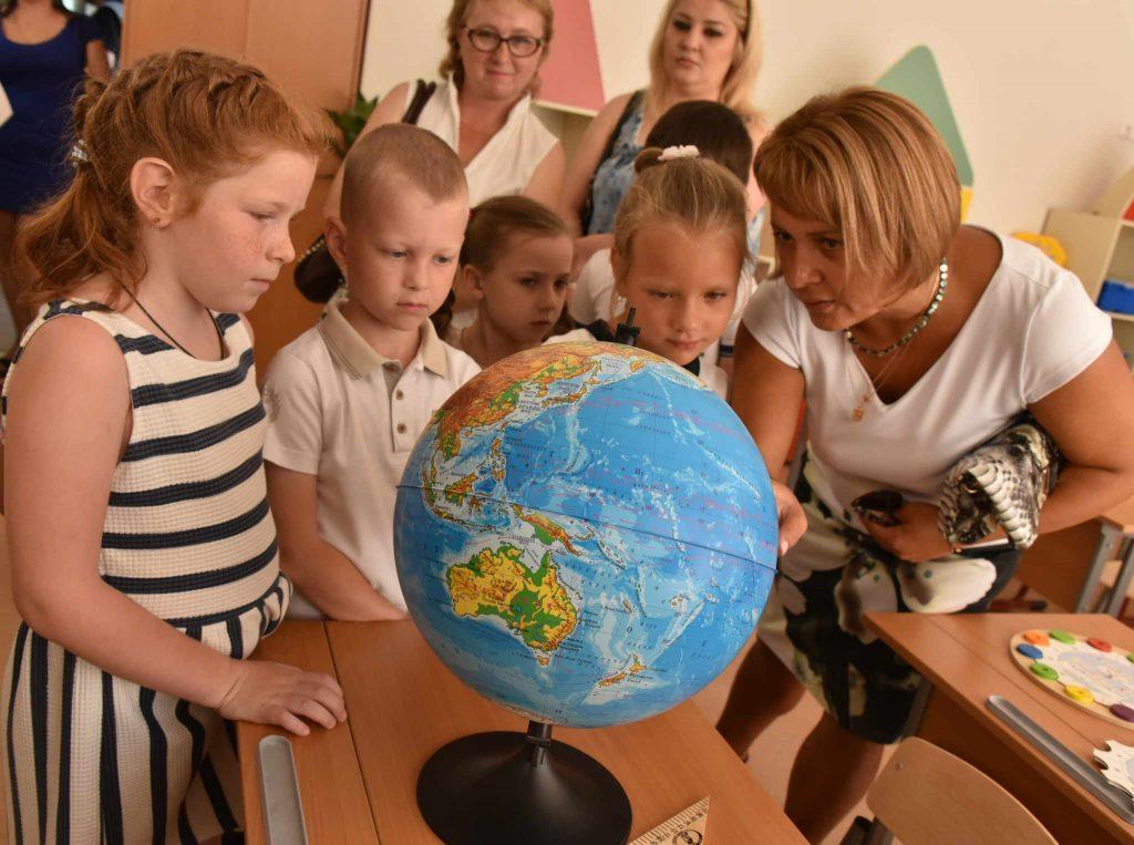 Троицкие школьники открыли остров и назвали его Хрустальным