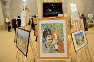 Выставка импрессиониста России Бато Дугаржапова 24 сентября откроется в Троицке. Фото: архив, «Вечерняя Москва»