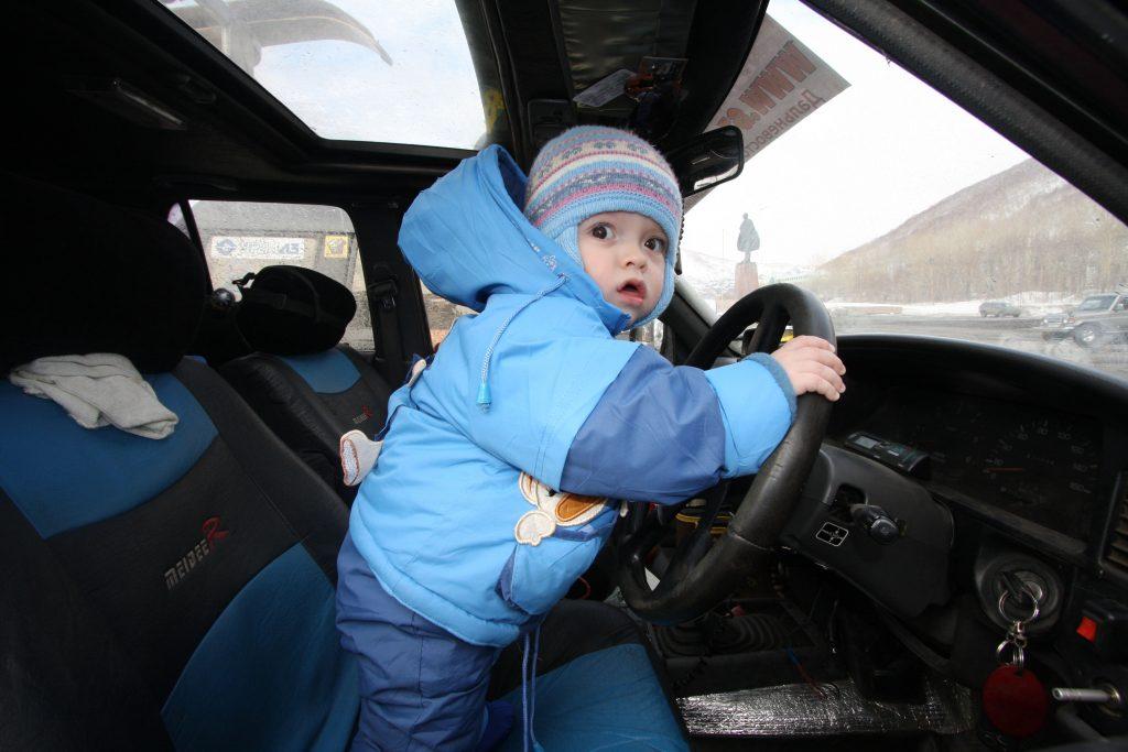 Автоинспекторы Новой Москвы проведут рейд «Ваш пассажир - ребенок!»