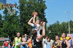 В Троицке появилась новая баскетбольная площадка. Фото: архив, «Вечерняя Москва»