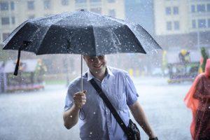 В Москве на следующей неделе пройдут кратковременные дожди