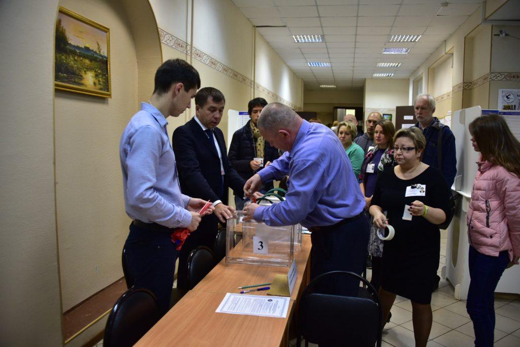 Более 11,5 тыс предложений об открытии загородных избирательных участков поступило от москвичей. Фото: архив