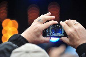 Стрелки на сцене Новой Москвы. Фото: архив «Вечерняя Москва»