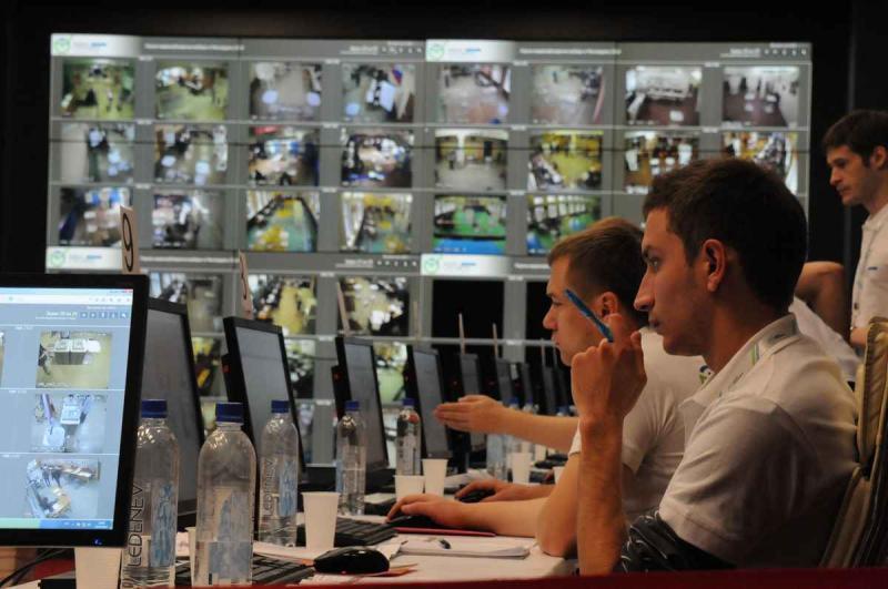 Видеоцентр Общественного штаба наблюдателей в Москве приступил к работе