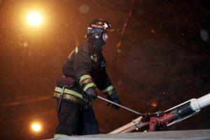 В деревне Давыдково успешно локализовали возгорание. Фото: архив, «Вечерняя Москва».
