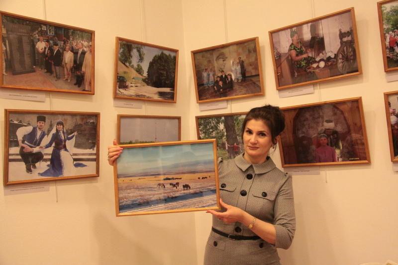 В Краснопахорском открылась новая выставка. Фото: архив, «Вечерняя Москва»