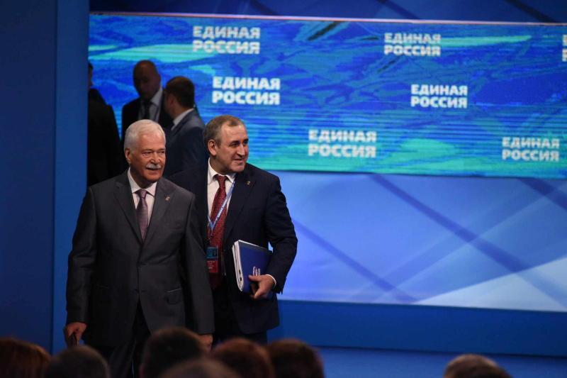 Кандидаты ЕР победили во всех одномандатных округах Москвы, в которых участвовали