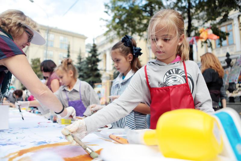 Проведите День города вместе с Городским психолого-педагогическим центром