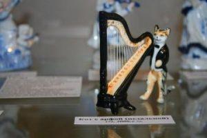В Щапово откроется выставка «Музыка в пластике». Фото: Муниципальный музей истории