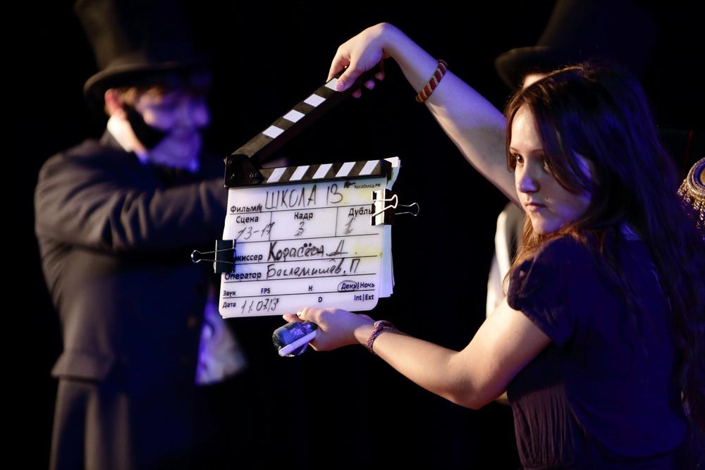 В Первомайское приедут кинематографисты