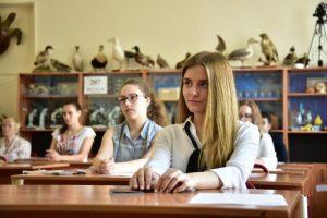Стартовала первая олимпиада в Москве среди школьников со всего мира