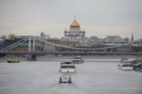 """Атмосферное давление пошло с рекорда на снижение. Фото: архив, """"Вечерняя Москва"""""""