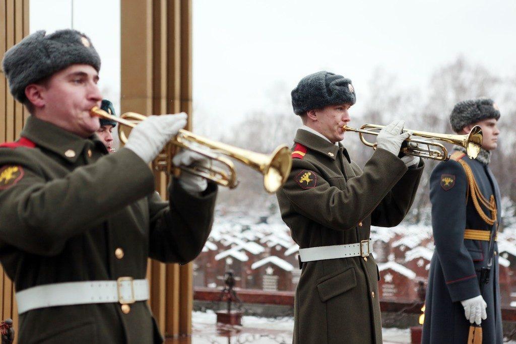 В Кузовлево перезахоронят останки 163 советских воинов