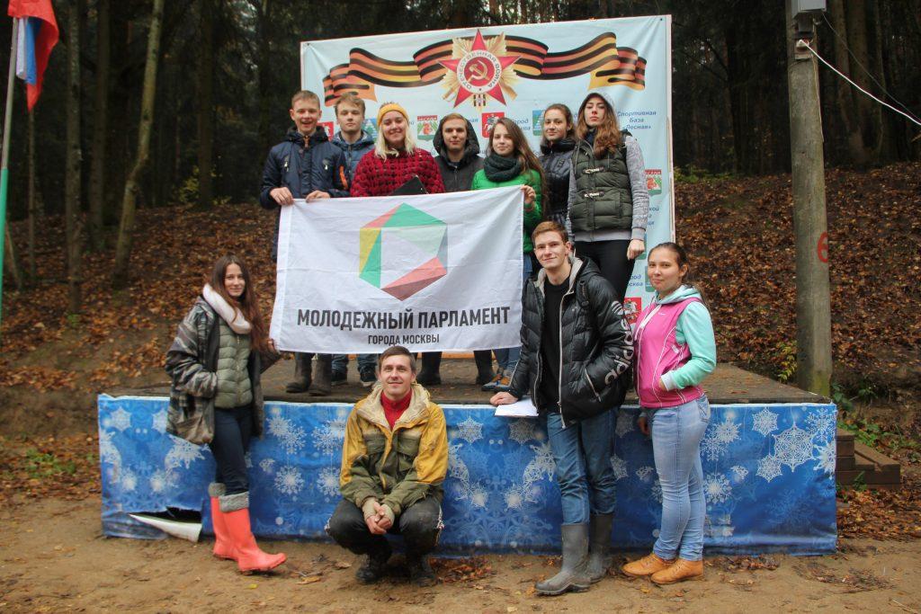 Молодежная палата Троицка наградила участников полумарафона