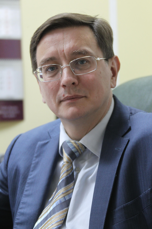 Николай Федосеев, генеральный директор Многофункционального миграционного центра в Сахарове