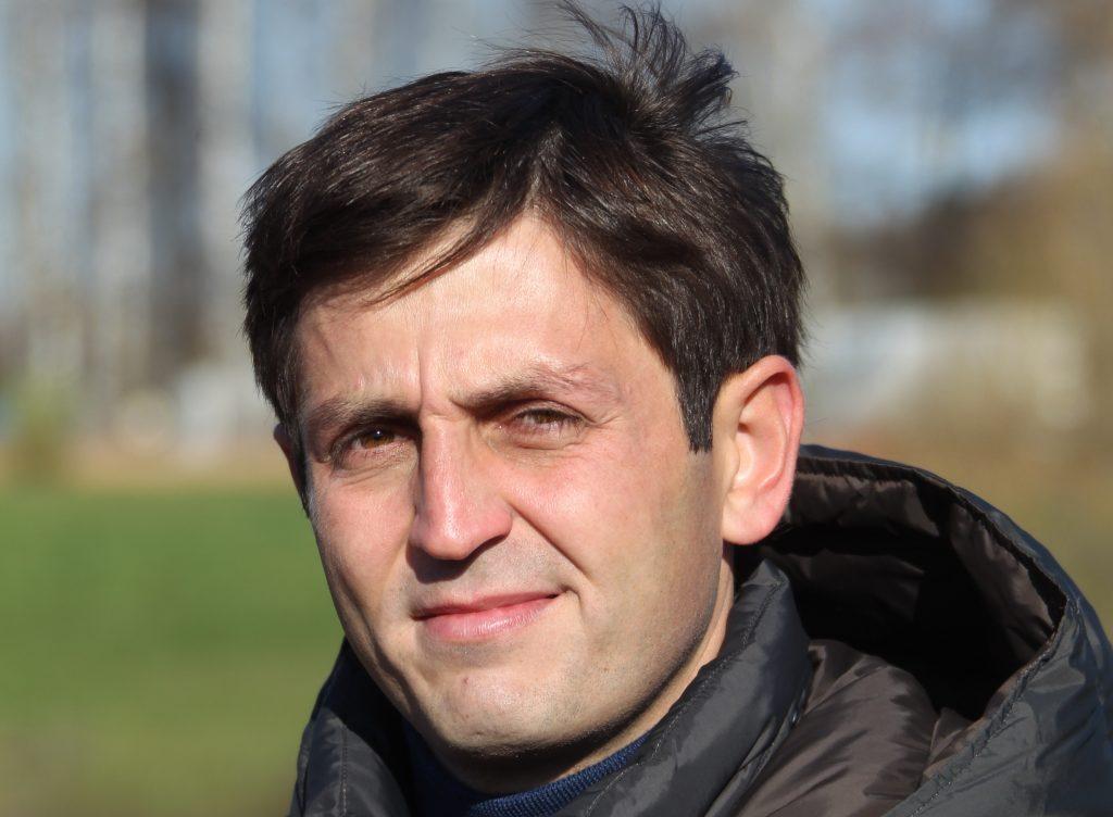 Аркадий Казарин: Чистим город от брошенных машин и ржавых