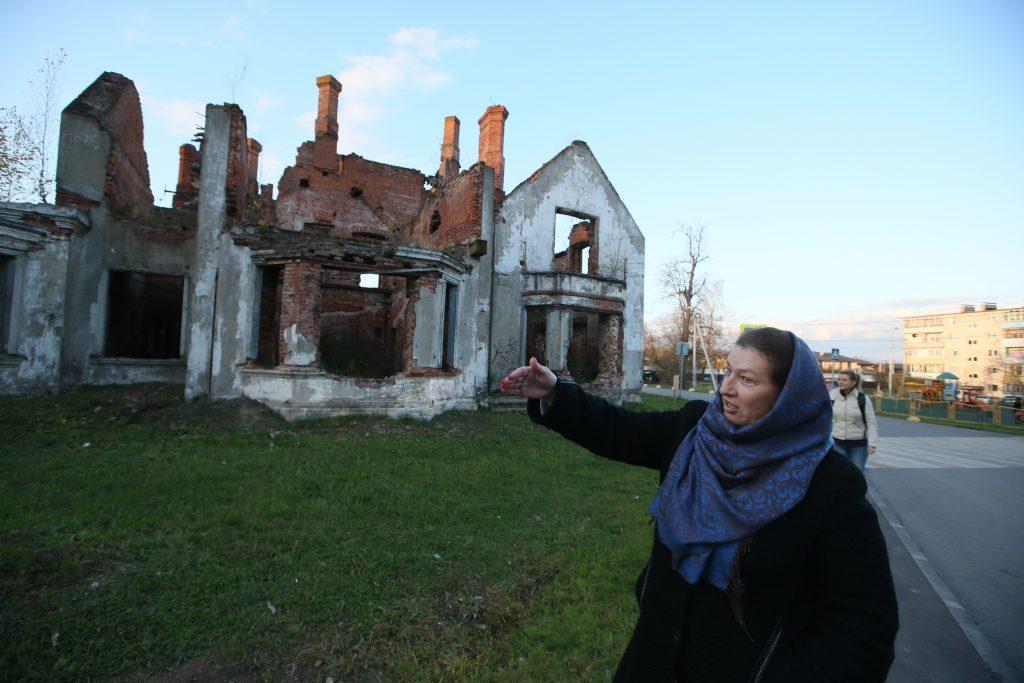 Старинную московскую усадьбу отдают. Что станет с руинами?