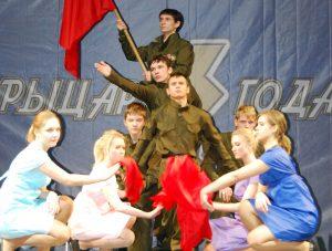 Ученики школы №1391. Фото: Ирина Кравченко