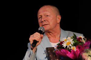 Севастополь. Актер Борис Галкин на открытии XXIV Международного кинофорума «Золотой Витязь» (фото сделано 22 мая 2015 года)