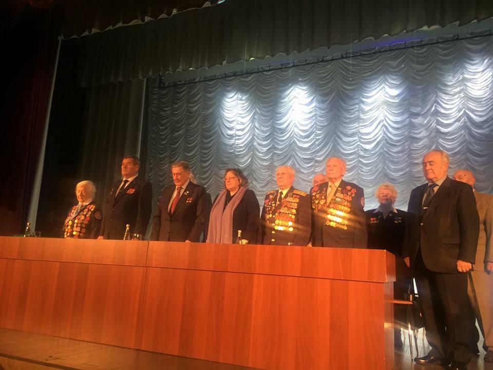 Вторую отчетно-выборную конференцию Совета ветеранов провели в «Коммунарке»