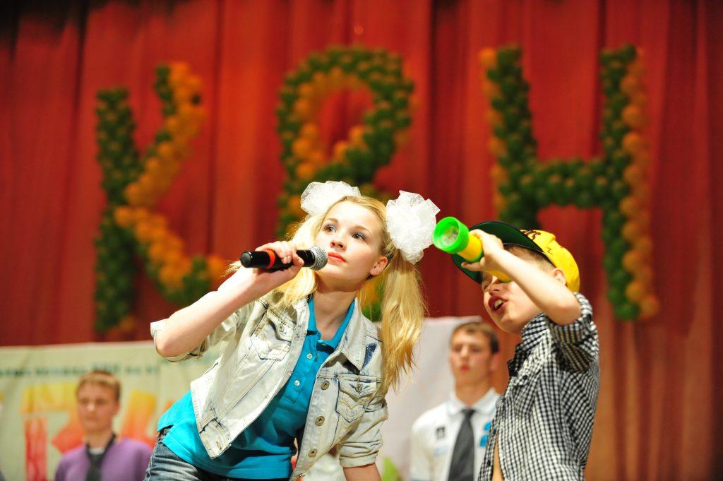 Молодые парламентарии и школьники Новой Москвы выступят на фестивале Клуба веселых и находчивых