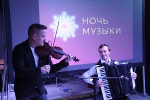 Ревнивая скрипка простила виртуоза . Фото: Владимир Смоляков