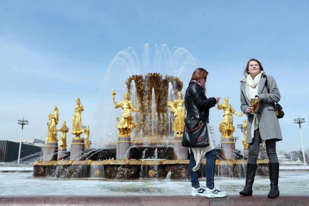 На ВДНХ отреставрируют фонтаны «Дружба народов» и «Каменный цветок»