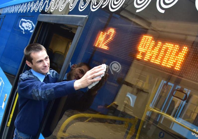 Новые маршруты общественного транспорта начнут действовать 8 октября