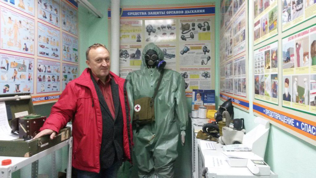 Учебно-консультационный пункт в Первомайском победил в смотр-конкурсе