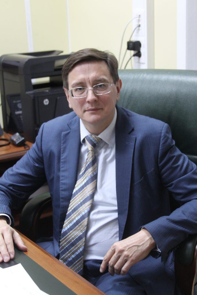 13 октября 2016 года. Директор Миграционного центра в Сахарове Николай Федосеев