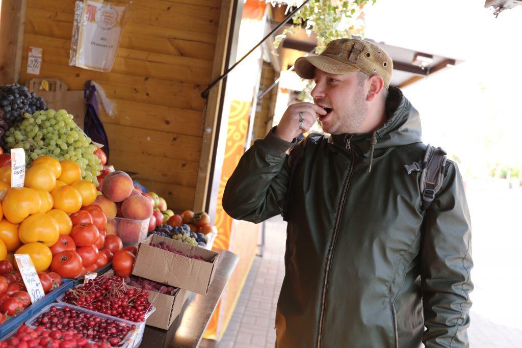 Покупайте помидоры, выращенные с душой