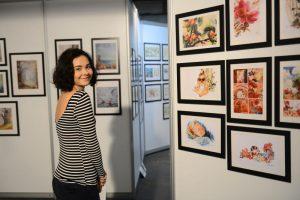 В Троицком центре культуры и творчества 8 октября откроется выставка художников. Фото: архив, «Вечерняя Москва»