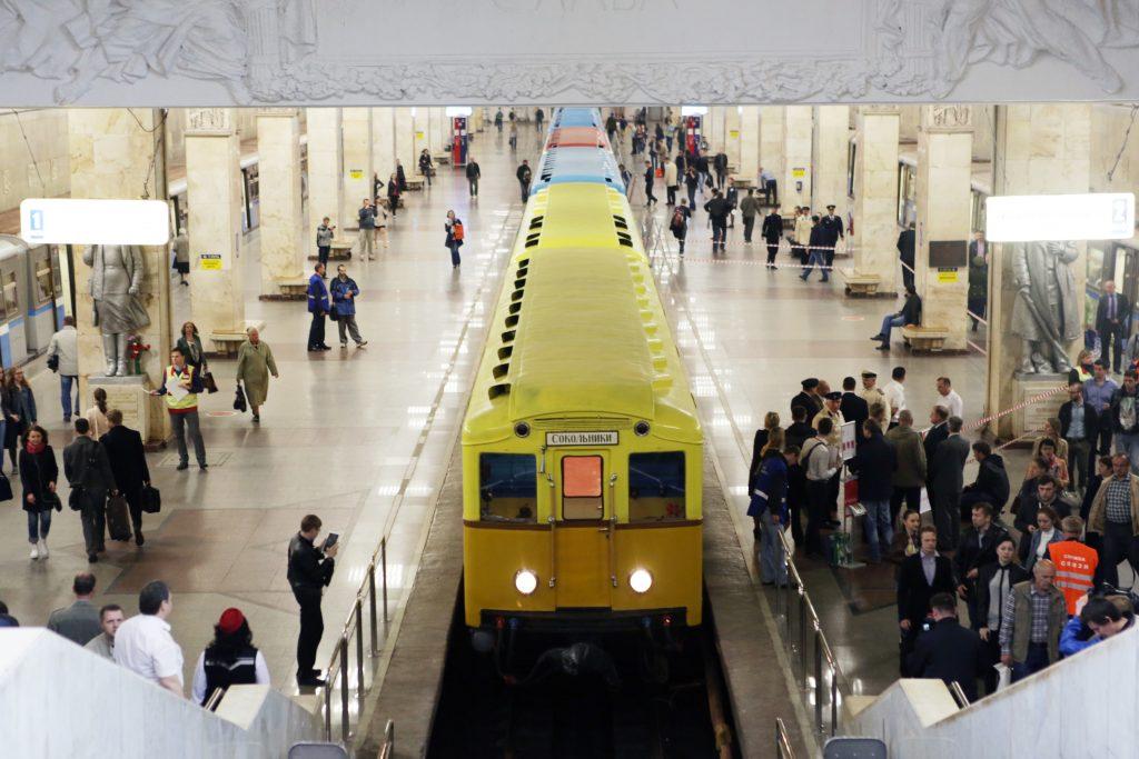 Вестибюли шести станций столичной подземки закроют на ремонт в выходные