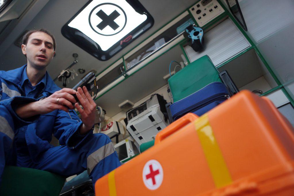 В поселении Московский построят подстанцию скорой помощи