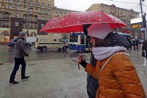 "Погода на четверг: холодно и дождь. Фото: архив, ""Вечерняя Москва"""